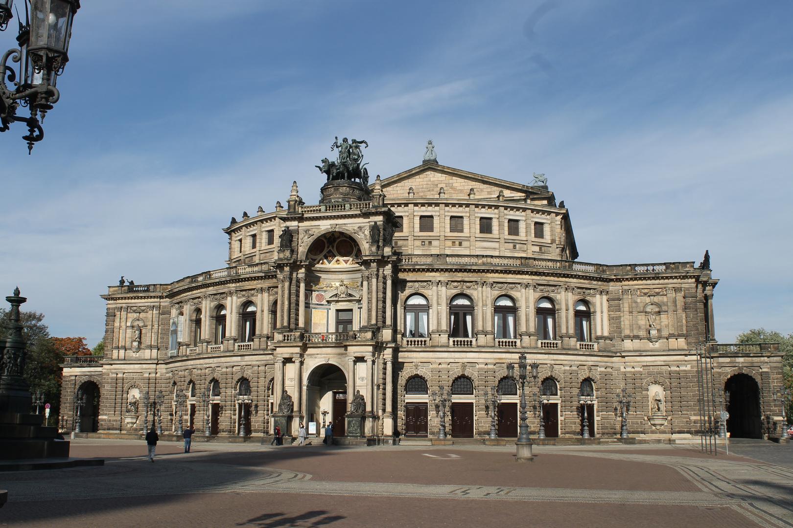 Dresden eine tolle Stadt
