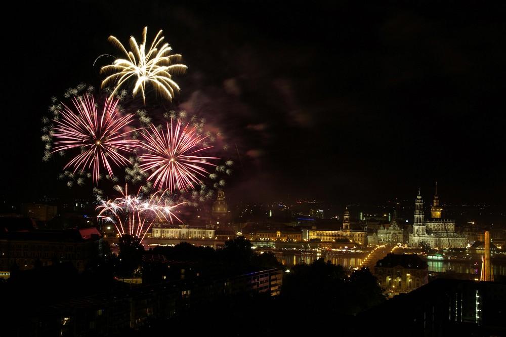 Dresden feiert