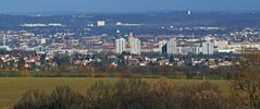 Dresden Fernblick am Ewigkeitssontag...