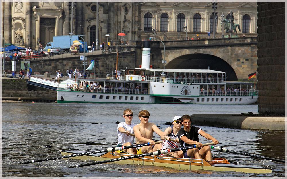 Dresden Frühjahr 2012