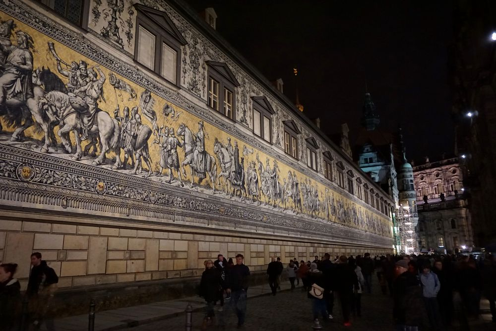 Dresden - Fürstenzug