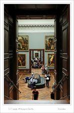 Dresden- Galerie Alte Meister
