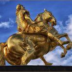 Dresden Goldener Reiter
