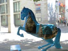Dresden hat Pferde . . .