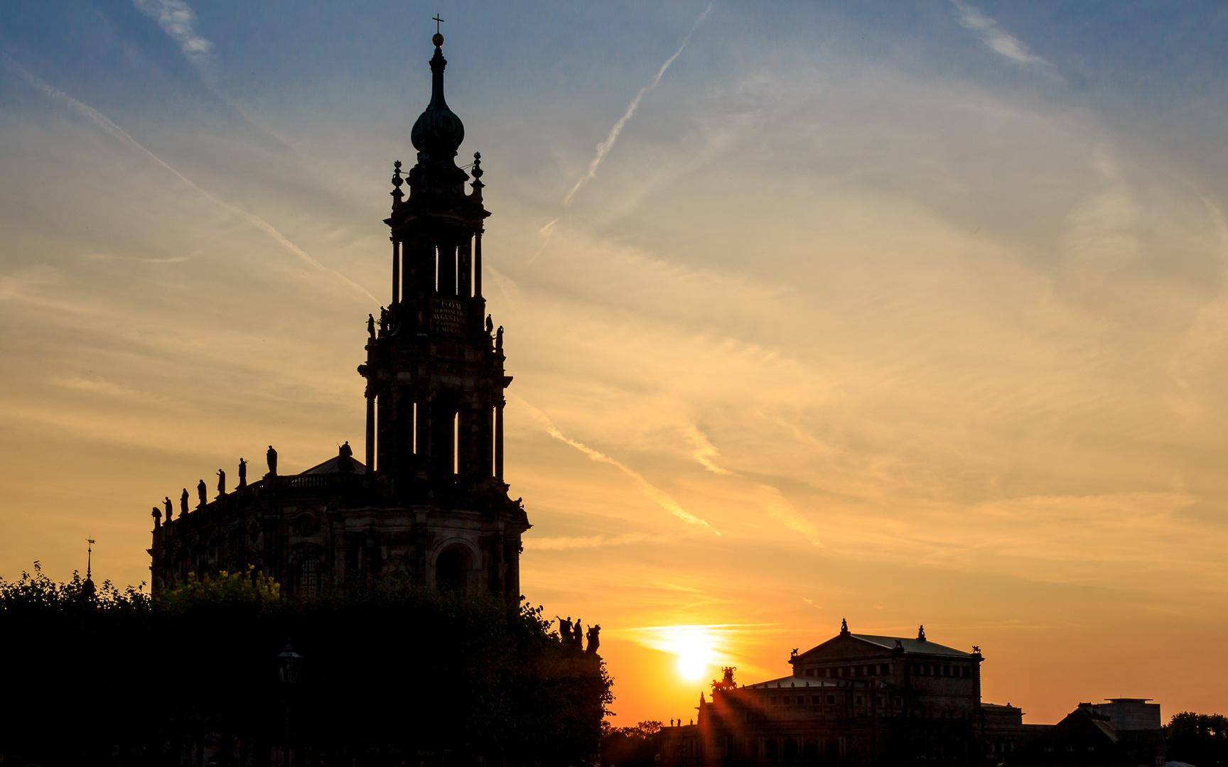 Dresden - Hofkirche