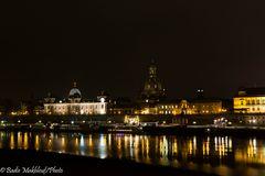 Dresden in der Abendstimmung