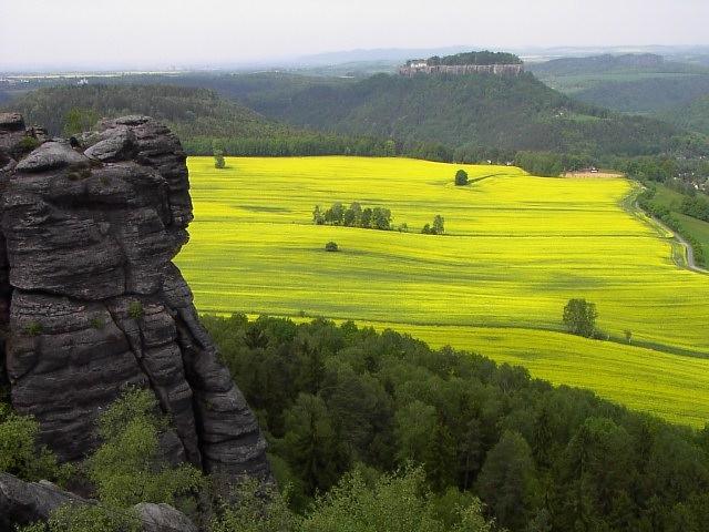 Dresden - Landschaft
