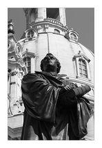 Dresden - Martin Luther