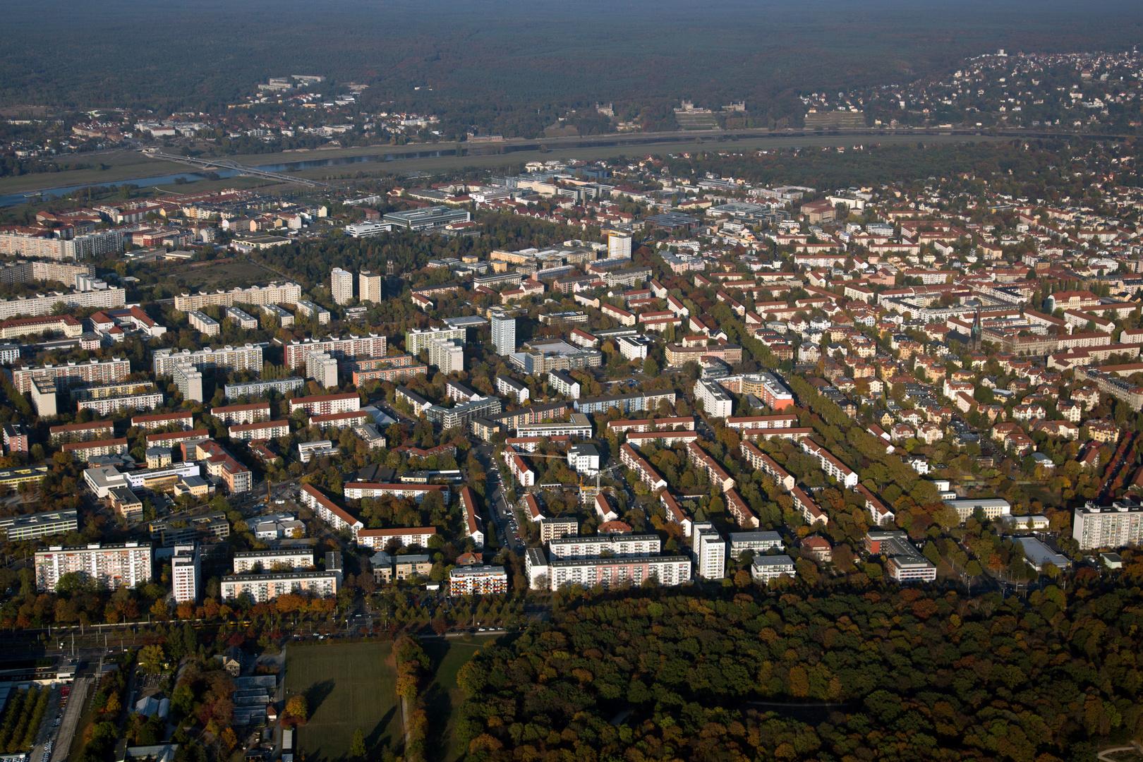 DRESDEN Mitte-Johannstadt