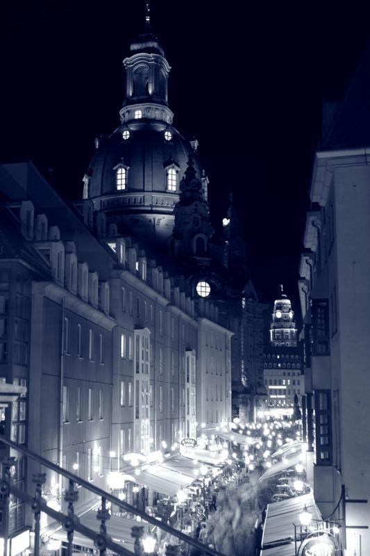Dresden: Münzgasse