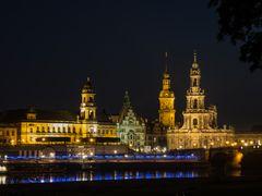 Dresden - Nachteinsatz