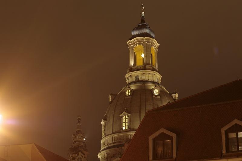 Dresden @ Night IV