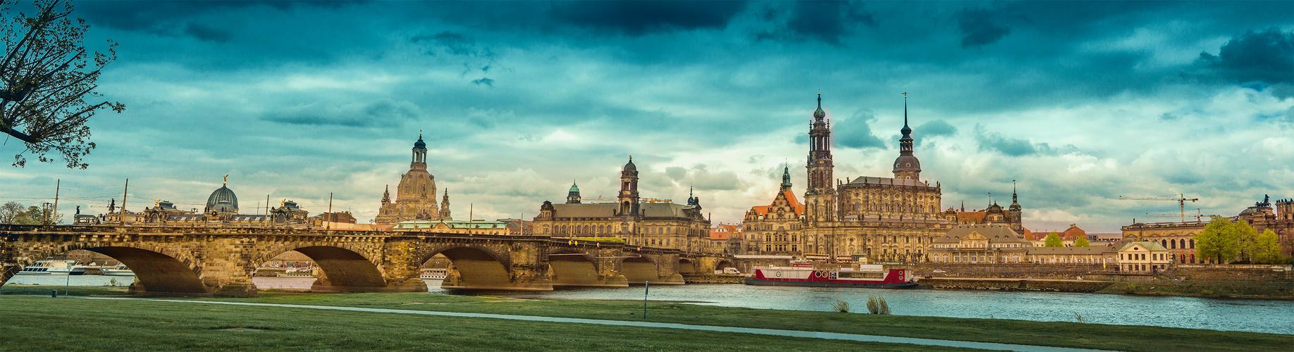 Dresden-Panorama