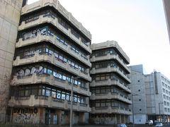 Dresden Postamt II Abriss geplant