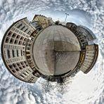 Dresden Prager Straße Little Planet 2