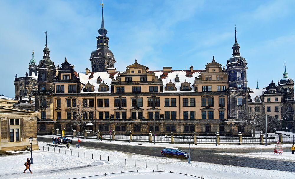Dresden - Residenzschloss -