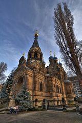 Dresden russisch-orthodoxe Kirche