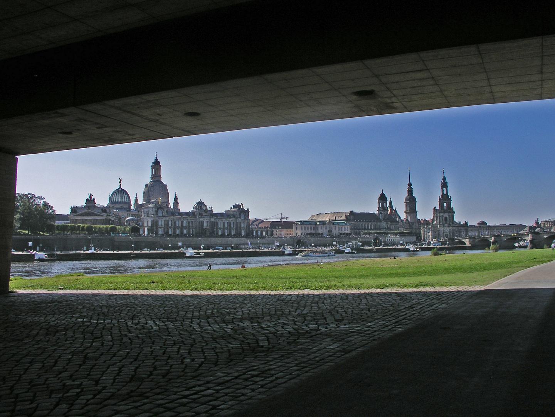 Dresden - Stadrelief mal anders