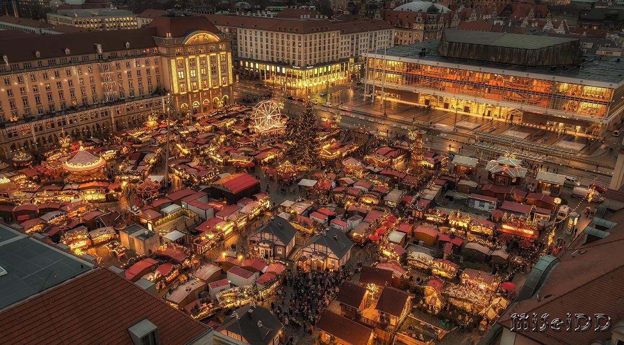 Dresden Striezelmarkt 2017