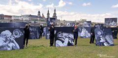Dresden Stumme Künstler
