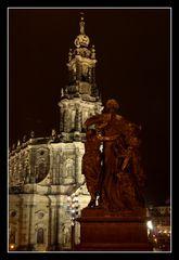 Dresden - Theaterplatz