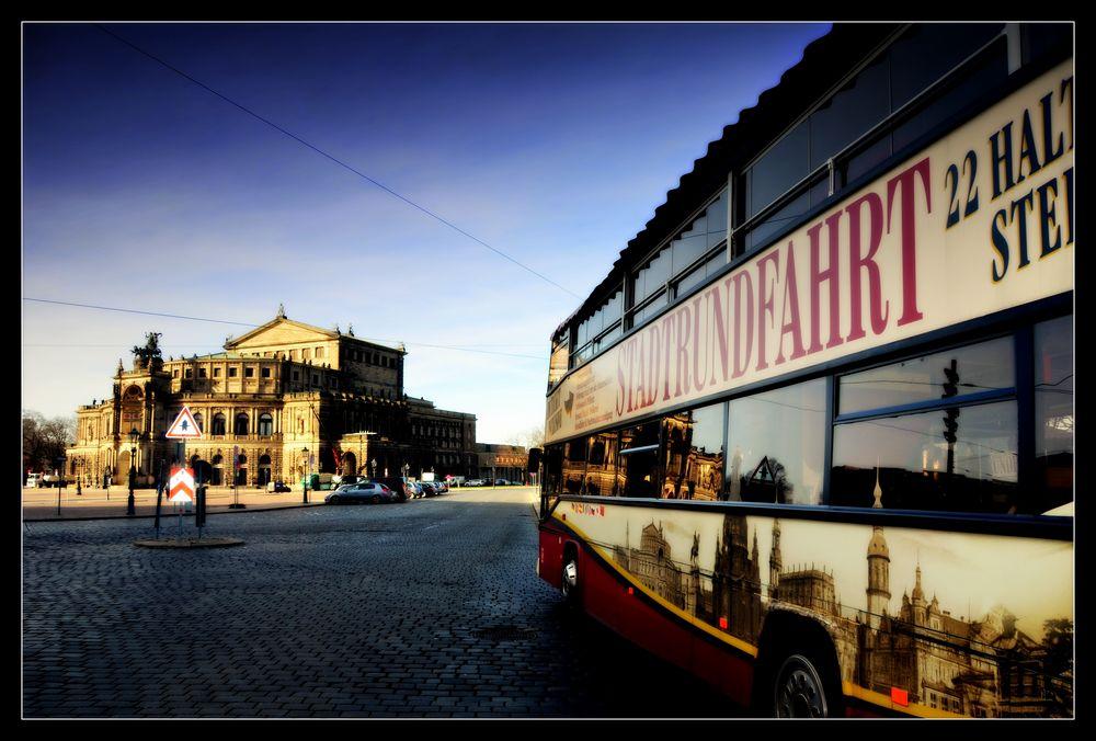 Dresden und Semperoper