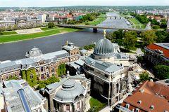 Dresden - vom Turm der Frauenkirche