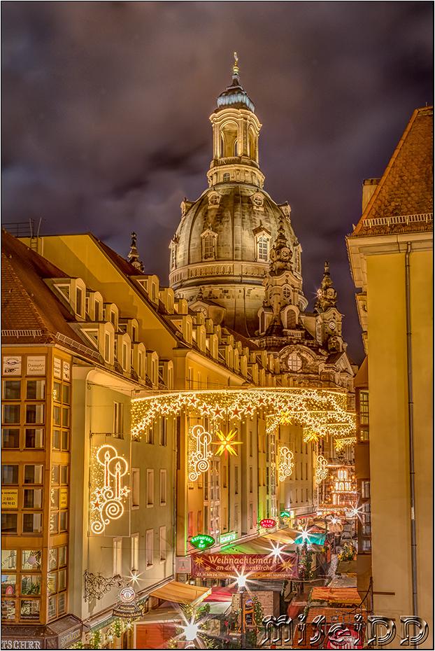 Dresden - Weihnachtszeit