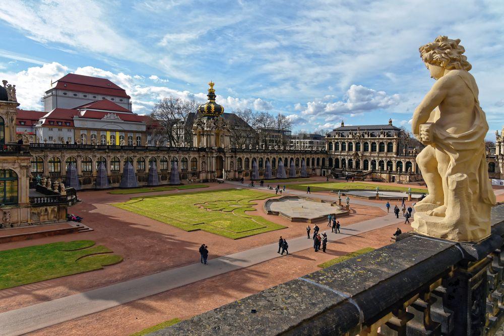 Dresden - Zwinger -