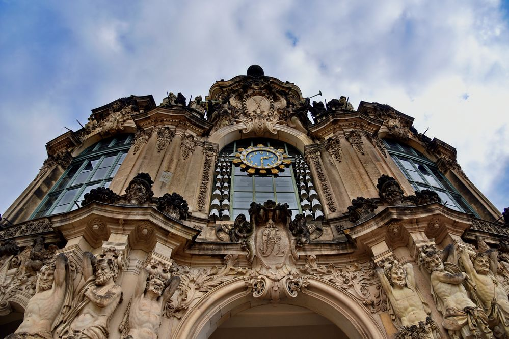 Dresden Zwinger Glockenspiel
