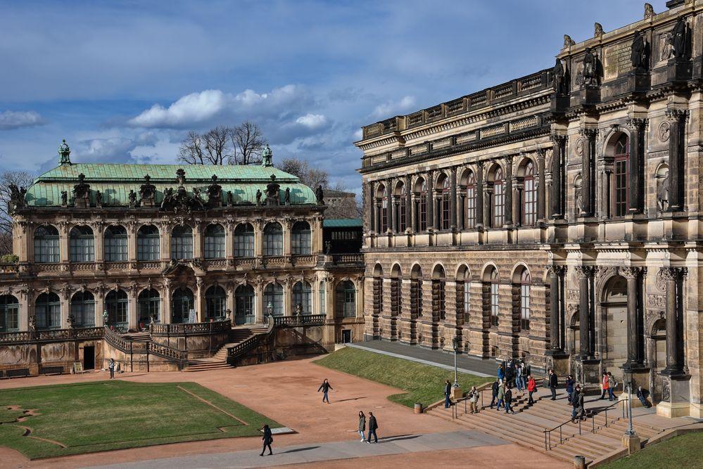 Dresden Zwinger Weltkulturerbe