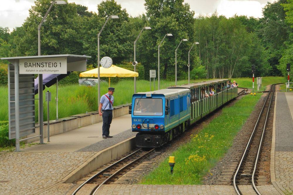 Dresdener Parkeisenbahn