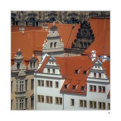 Dresdens Giebel