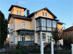 Dresdner Elbhangimpressionen:   - Villa Maria -