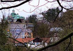 Dresdner Elbhangimpressionen: Villen, Schlösser, denkmalgeschützte Häuser