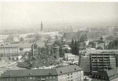 Dresdner Frauenkirche 1981 (2)
