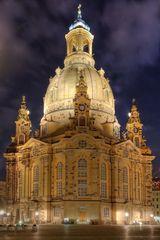 Dresdner Impressionen - Frauenkirche