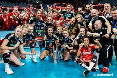 Dresdner SC - Frauen Pokalsieger 2020