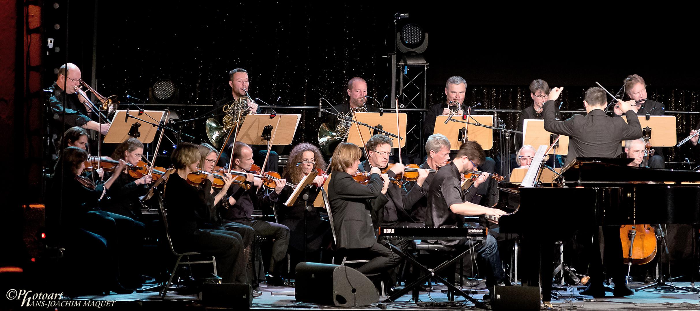 Dresdner Sinfoniker - Jubiläumskonzert 20 Jahre
