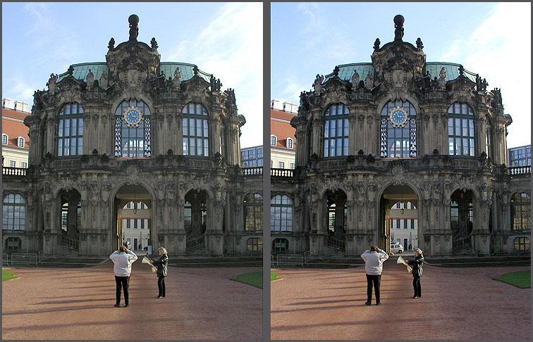 Dresdner Zwinger #1
