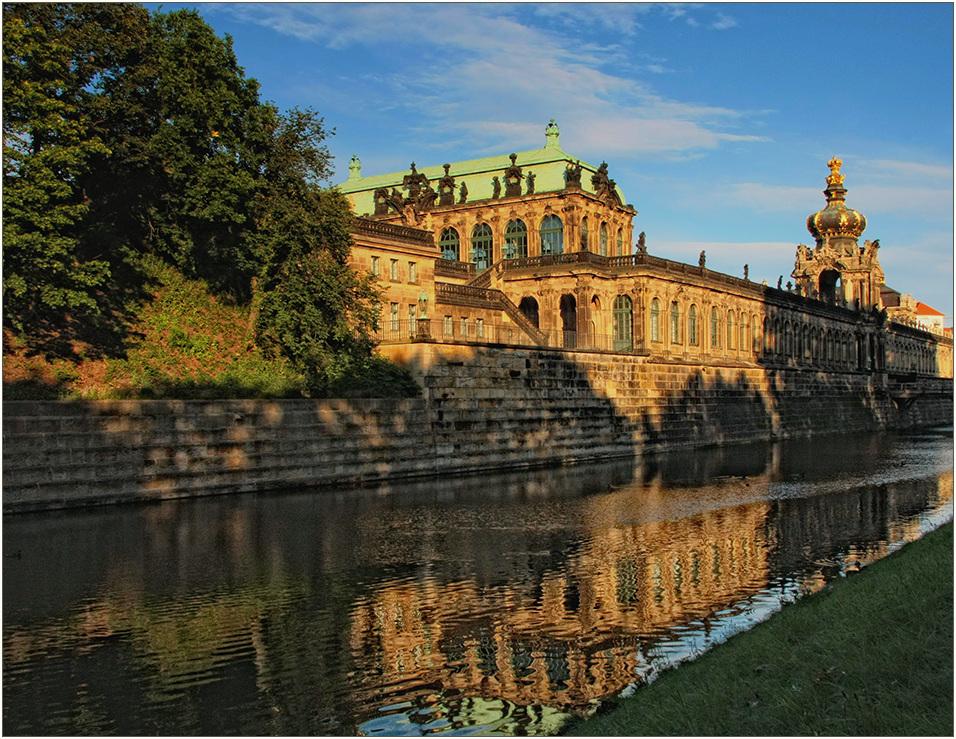 Dresdner Zwinger,