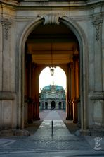 Dresdner Zwinger / Wallpavillon