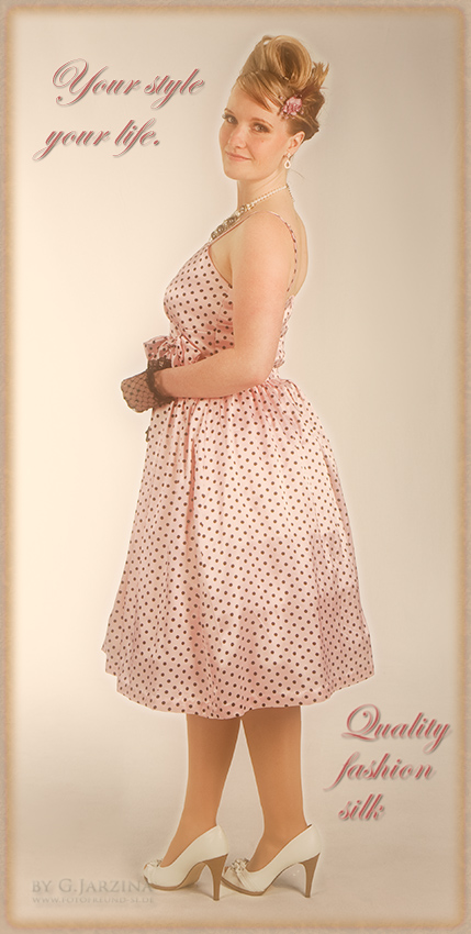 dressed in 50's