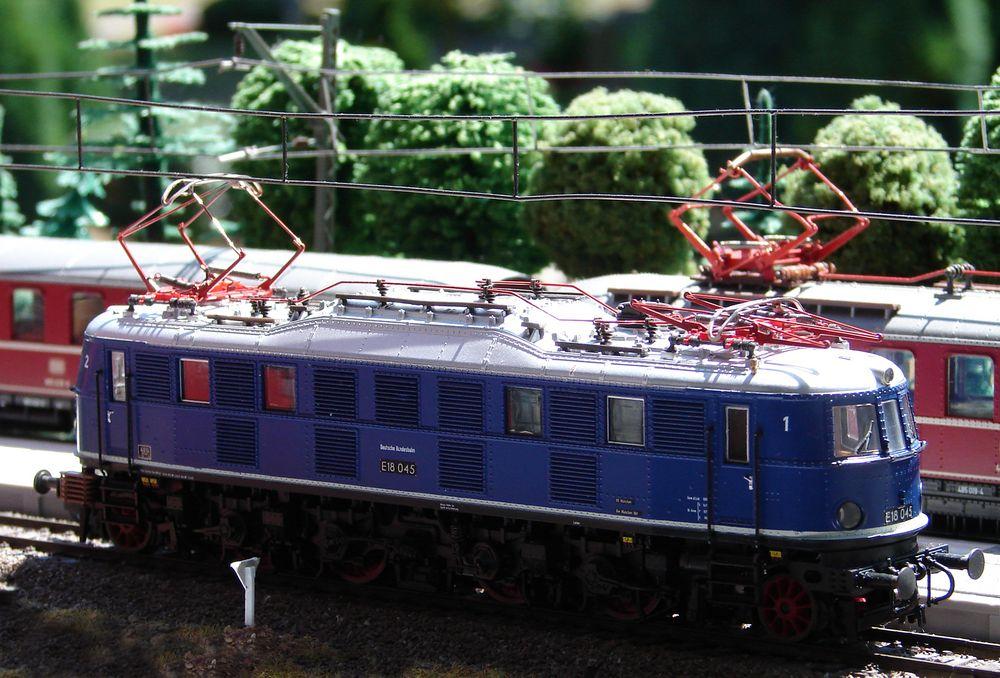 DRG/DB E 18 045