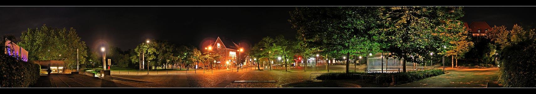 DRI Panorama (Ingolstadt Marktplatz)