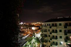 DRI vom Hotelbalkon auf Gran Canaria