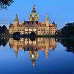 DRI vom neuen Rathaus aus Hannover