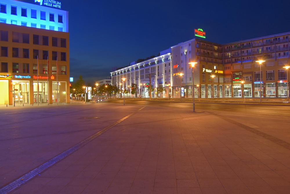 DRI von Helle-Mitte in Hellersdorf