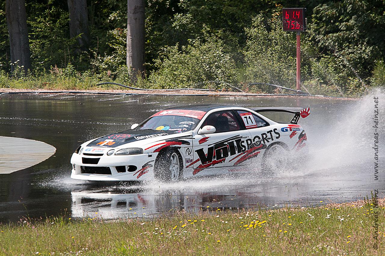 Drifttag auf dem Nürburgring im FSZ1