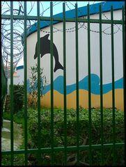 Drinking water tank in my Odivelas city.